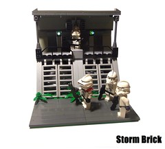 /Mind Blown (Storm Brick) Tags: white 3 trooper star lego background iii explore revenge wars squad custom clone exploration base sith episode own droid legion moc separatist