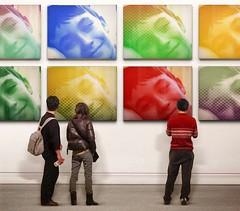 "Modified Photo effect:   ""Warhol effect"""