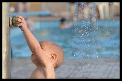 i turned it on, why there is no water like before!!! (AKPhotoPro) Tags: boy shower nikon bath child humor