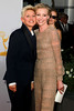 Ellen DeGeneres and Portia de Rossi 64th Annual Primetime Emmy Awards, held at Nokia Theatre L.A. Live - Arrivals Los Angeles, California