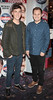 "Mark Byrne and Ian O Keefe at The Irish Premiere screening of the film ""The Campaign"" at Cineworld,Dublin.Pic:Brian McEvoy"