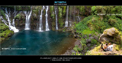Flagrant Delit de photographies - Cascade Grand Galet (Steph Photographies) Tags: reunion de la raw ile grand cascade hdr galet 974 flickraward canon7d httpwwwstephphotographiescom