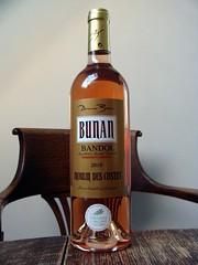 Bandol (knightbefore_99) Tags: wine vin vino rosado rose bunan bandol moulindescostes french 2010 france south coast pink art tasty