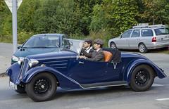 Tatra 57a Sport (1936) (The Adventurous Eye) Tags: classic car sport race 1936 climb do hill brno 57 rallye tatra 57a závod soběšice vrchu brnosoběšice