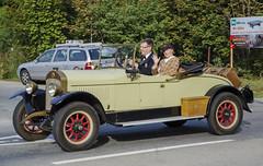 Laurin & Klement 100 (1924) (The Adventurous Eye) Tags: classic car race climb do hill brno 100 rallye 1924 laurin klement závod soběšice vrchu brnosoběšice