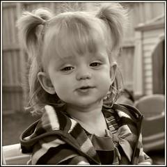 Livia at 16 month (Stella Blu) Tags: portrait baby girl sepia granddaughter livia twothumbsup bigmomma nikkor18200 stellablu 15challengeswinner yourockwinner nikond5000 storybookwinner pregamewinner gamesweepwinner