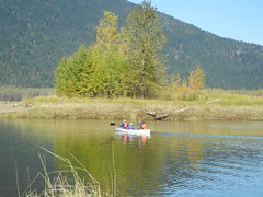 BC Rivers Day, Sept 30th, 2012 (Hope Mountain Centre) Tags: skagit rosslake skagitriver seec riversday bcriversday skagitenvironmentalendowmentcommission hopemountaincentre hmcol kenfarquharson tombrucker