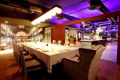 Private Room on Night-Time at Fuzio Italian Cuisine