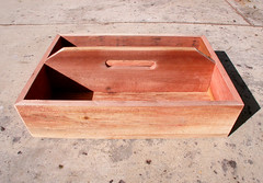 "Large Wooden Toolbox - side • <a style=""font-size:0.8em;"" href=""https://www.flickr.com/photos/87478652@N08/8069249001/"" target=""_blank"">View on Flickr</a>"