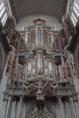 Westerkerk Orgel (Amsterdam) (thomas druyen) Tags: amsterdam kirche westerkerk protestantisch orgel prinsengracht keizergracht jordaan niederlande annefrank rembrandt architektur gebude instrument