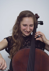 She was truly enjoying her art (@bythetallone) Tags: cellist cello musician music portrait people studio