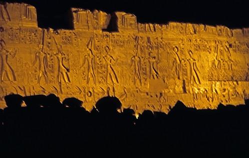 "Ägypten 1999 (319) Karnak-Tempel: 1. Hof des Tempels von Amun-Re • <a style=""font-size:0.8em;"" href=""http://www.flickr.com/photos/69570948@N04/28417983314/"" target=""_blank"">View on Flickr</a>"