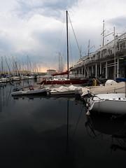 Trieste_003_1240 (Dubliner_900) Tags: omdem5markii micro43 paolochiaromonte trieste friuliveneziagiulia reflections boat olympus riflessi mzuikodigitaled1240mm128pro
