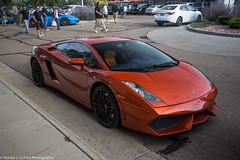 Sick (Hunter J. G. Frim Photography) Tags: supercar colorado lamborghini gallardo lp5604 awd italian orange red v10 lamborghinigallardo lamborghinigallardolp5604