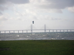 DK-S (ElenaPerlotti) Tags: bridge denimark sweden oresund
