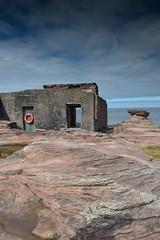 various viewpoints (LEALSWEE) Tags: skies seabirds peninsula beach seaside island wirral filter hilbreisland