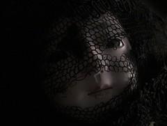 SCRAGGLY_gofun ichimatsu (Fuji Toy?)_1929 (leaf whispers) Tags: gofun doll ichimatsu scarydoll ningyo japan japanesedoll bisque vintage antique creepydoll horrordoll freakydoll weirddoll crazydoll sinisterdoll uniquedoll originaldoll artdoll artisticdoll decayedbeauty gofundoll poupee ancienne whitedoll blackhair blackeyes madeinjapan realhair humanhair vintagedoll kawaii goth gothdoll chiaroscuro darkdoll horror possesseddoll spiritdoll haunteddoll ghostdoll ghostly olddoll old toy antiquetoy vintagetoy fondnoir obon ghost kimono bighead bigeyes blackbackground witch witchdoll soundbox squeekerbox fuji papiermache papermache paperwrappedtorso japanese crybox cry box maker artist light retro traditional porcelain hina obsolete