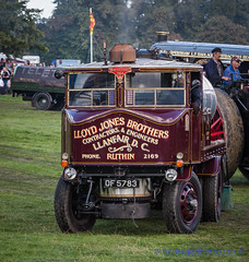 IMGL6269_Shrewsbury Steam Rally 2016 (GRAHAM CHRIMES) Tags: shrewsburysteamrally2016 shrewsbury shrewsburyrally 2016 onslowpark steamrally steamfair showground steamengine traction transport tractionengine tractionenginerally heritage historic vintage vehicle vehicles vintagevehiclerally vintageshow photography photos preservation photo classic rally restoration engine engineering salop sentinel dg4 steam tarsprayer 8122 1922 of5783
