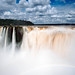 Iguazu Falls – most powerful waterfall / Iguazu Falls - mächtigsten Wasserfall