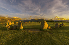 Castlerigg Sunset August 2016 (Jonnyfez) Tags: castlerigg stone circle nikon 1424 weide angle keswick lake district national park sunset hills fells mountains jonnyfez d750 trust