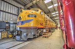 Union Pacific 942 (Michael F. Nyiri) Tags: perriscalifornia southerncalifornia riversidecounty orangeempirerailwaymuseum trains railroad