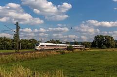 2020_2016_07_09_Haunetal_Unterhaun_DB_BB_411_003_Paderborn_Bad_Hersfeld_und_Schwalben (ruhrpott.sprinter) Tags: ruhrpott sprinter geutschland germany nrw ruhrgebiet gelsenkirchen lokomotive locomotives eisenbahn railroad zug train rail reisezug passenger gter cargo freight fret diesel ellok hessen haunetal unterhaun akiem db cancantus ctl dispo eloc meg mrcedispolok rurtalbahn vtlt ermewa uacns 151 155 186 189 193 1263 es64f4 ice cocoon alien outdoor logo natur graffiti