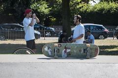 Murray Skating (PatrickJamesB) Tags: skating murray whitton twickenham qmp skate skateboard trick filming questionable motive productions
