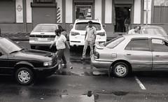 * (Josu Watts) Tags: costarica heredia blackwhite streetphotography leica leicam3 voigtlander kodak 400tx
