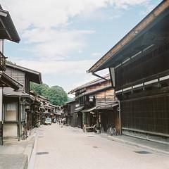 R1-01 -  (redefined0307) Tags:        japan travel nagano narai zenzabronicas2 zenzabronica bronicas2 fujifilmpro400h mediumformat