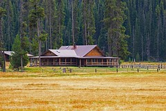 My Ranch House (jimgspokane) Tags: idahostate forests mountains camping nikonflickraward otw