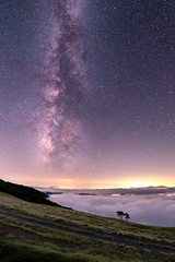 Stargazer (mt.moco) Tags: a7r2 milkyway japan nagano star sigma 20mm panorama