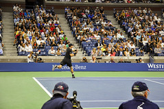 US-Open-2016-26 (fabergtourexperience) Tags: usopen tennis new york usa arthur ashe stadium stanislaswawrinka stan wawrinka novakdjokovic djokovic experience sporting events sunset sunny day