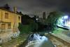 Cascatella sul Piovego da Ponte S.Agostino (Davide Anselmi) Tags: padova italia notte davideanselmi 2016 cascatella piovego