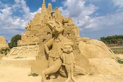 074 - Burgas - Sand Sculptures Festival 2016 - 24.08.16-LR (JrgS13) Tags: bulgarien filmhelden outdoor reisen sand sandscuplturefestivals sandskulpturenfestival urlaub burgas