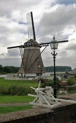 Molen bij Zevenhuizer Verlaat (Gafarferet) Tags: rottemeren molen windmill netherlands zuidplas zevenhuizen lantaarn lantern
