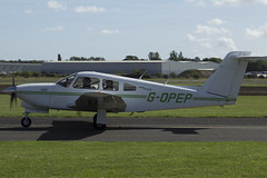 11/09/16 - Piper PA-28RT-201T (Turbo Cherokee Arrow IV) - G-OPEP (gbadger1) Tags: egbw wellesbourne mountford airfield matters september 2016 sunday 11 eleven eleventh piper pa 28 rt 201 t turbo cherokee arrow iv gopep almat
