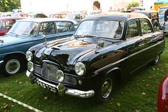 1953 Ford Zephyr Six (grobertson4) Tags: fyvie castle classic car vintage vehicle ford zephyr six 6