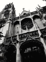 St. Ita cathedral (williamw60640) Tags: stitacatholicchurch chicago frenchgothic