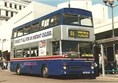 3050 (WH) F50 XOF (WMT2944) Tags: 3050 f50 xof mcw metrobus mk2a west midlands travel