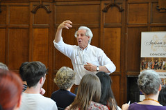 Avison Ensemble: Benjamin Zander music interpretation workshops, Day 3, Wednesday 15 August 2012, King's Hall, Newcastle University (Avison Ensemble) Tags: girls boy music art boys girl musicians kids newcastle children hall kid education university child transformation adult ben bass guitar expression performance performing young piano voice charles flute trying teacher professional listening kings violin workshop cello learning classical strings tries educational benjamin teaching players teachers recorder inspirational instruments inspire performers zander adults amateur teach viola alto ensemble learn inspiring oboe clarinet outreach composer newcastleupontyne composers soprano interpretation tenor listeners inclusive inclusion possibility interpreting transformative avison