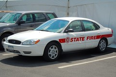NY State Fire Car (ironmike9) Tags: ford fire syracuseny nystatefair nyfirepreventionandcontrol
