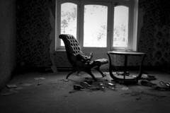 Montage tordu (Nutena) Tags: old house window dark puppet decay urbanexploration maison desolate fenêtre decaying vieux ambiance urbex poupée délabré ténébreux défraîchi