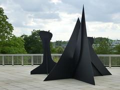 Mönchengladbach-Zentrum - Museum Abteiberg (borntobewild1946) Tags: museum skulptur nrw rheinland mönchengladbach abteiberg museumabteiberg copyrightbyberndloosborntobewild1946