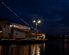 (Tom LeGro) Tags: yard canon river eos harbor dc washington ship display mark navy ii barry 5d mm 50 anacostia theyard