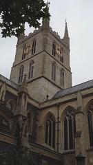 Bells belling at Southwark