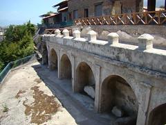 basis villae, Villa Arianna, Stabiae