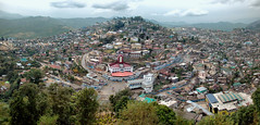 Mokokchung _9926 (hkoons) Tags: india landscape town asia country tribes ao gettyimages nagaland southasia mokokchung