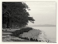 Changi Beach in long exposure. (cpark188) Tags: longexposure filter changibeach 6stop bwnd106