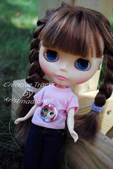 My first Photo of Trixie (Blythe)