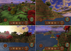 Block Earth (ClickSnapShot) Tags: world game building art fun colorful view simulation adventure program blocks block app destroying blockearth